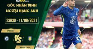 Tỷ lệ kèo Chelsea vs Aston Villa